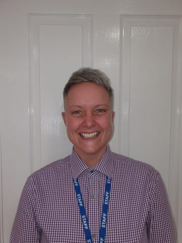 Hayley Wood - Service Manager, Crewe Supported Living