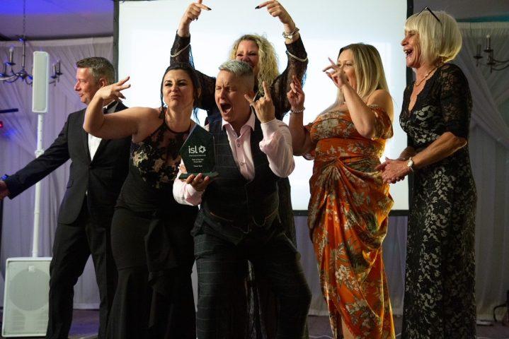 Celebrating  ISL Awards