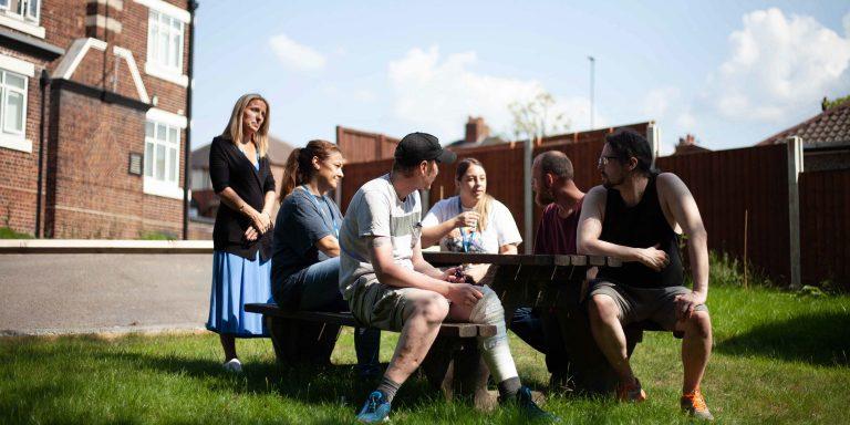 Stoke fundraising event for Revitalise